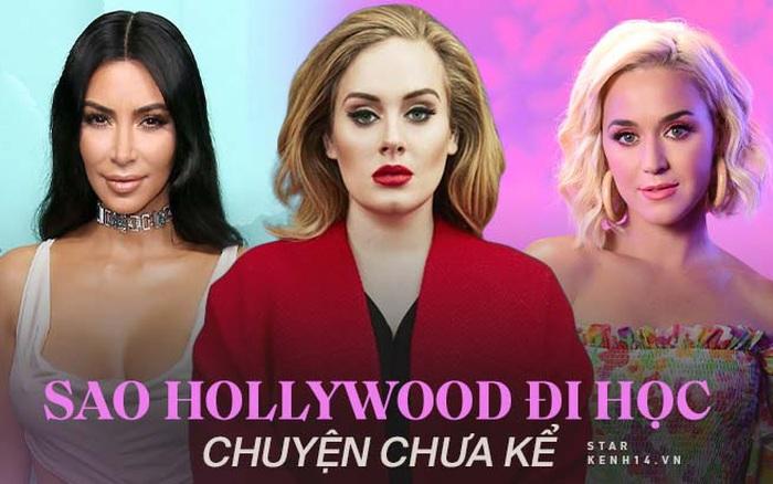 Chuyện sao Hollywood đi học: Adele đánh bạn bênh idol, tài tử Twilight bán tạp chí khiêu dâm, Katy Perry bị phạt vì hành động 18+