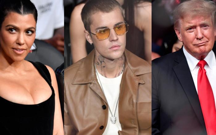 Cả dàn sao hot Hollywood đổ bộ UFC 264: Justin Bieber lột xác, chị gái Kim o ép át cả Megan Fox, Donald Trump chiếm spotlight