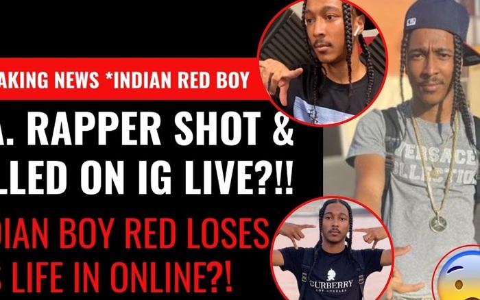 Chấn động: Nam rapper 21 tuổi bị sát hại ngay trên sóng livestream, hàng nghìn khán giả sốc nặng vì cảnh kinh hoàng