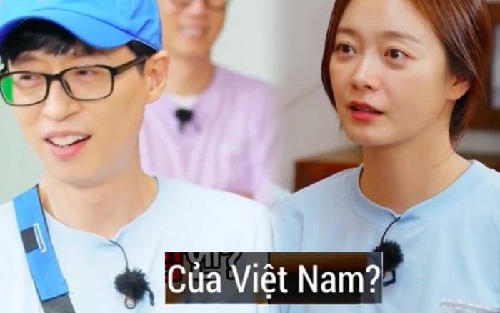 Running Man Hàn đố về món ăn Việt, đáp án khiến Jeon So Min phải ngậm ngùi về chót!