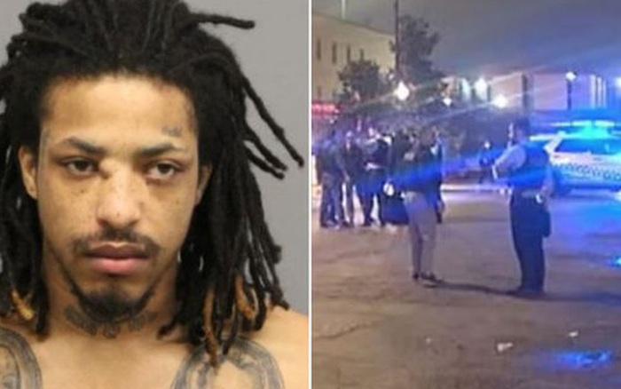 Rapper bị bắn 64 phát đạn khi vừa ra khỏi cổng nhà tù