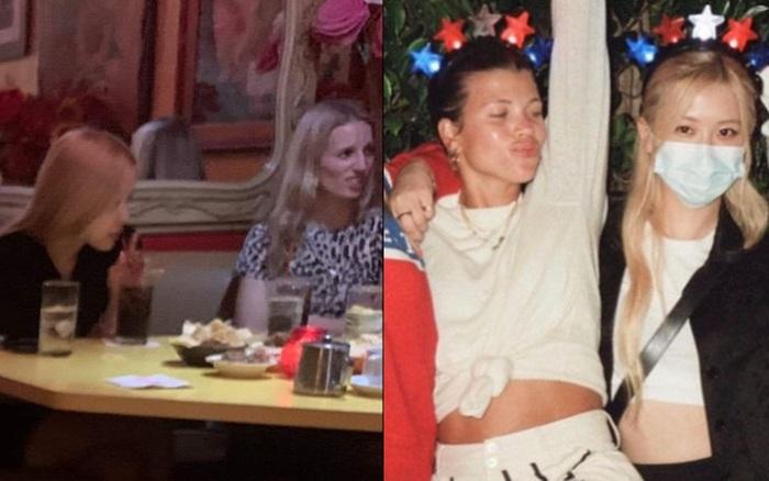 Choáng vì dàn sao Rosé (BLACKPINK) hẹn hò ở Mỹ: Hết Jaden Smith, bồ cũ Justin Bieber, giờ có cả hiện tượng Olivia Rodrigo