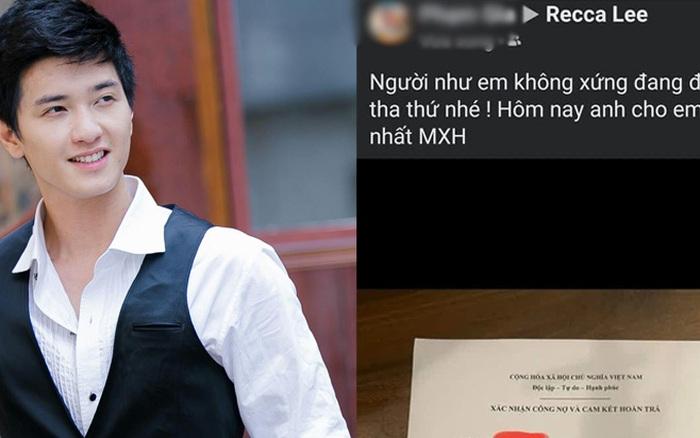 Nóng: Diễn viên Huỳnh Anh bị tố nợ 200 triệu đồng mãi không trả dù đã quá hạn, chính chủ nói gì?