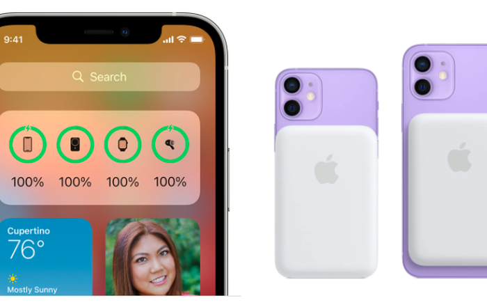 Apple ra mắt sạc dự phòng cho iPhone, giá lên tới hơn 2 triệu đồng