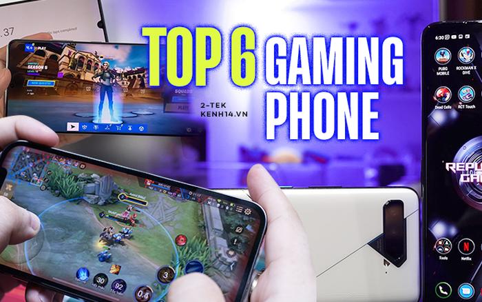 Top smartphone chơi game