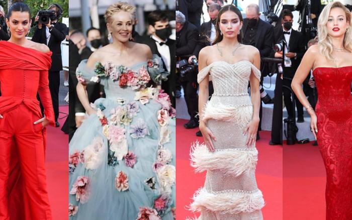 Thảm đỏ LHP Cannes: Tình cũ Brooklyn Beckham lộng lẫy nhưng mặt đầy mụn, mỹ nhân Catwoman như trải thảm hoa rực rỡ nhất hôm nay