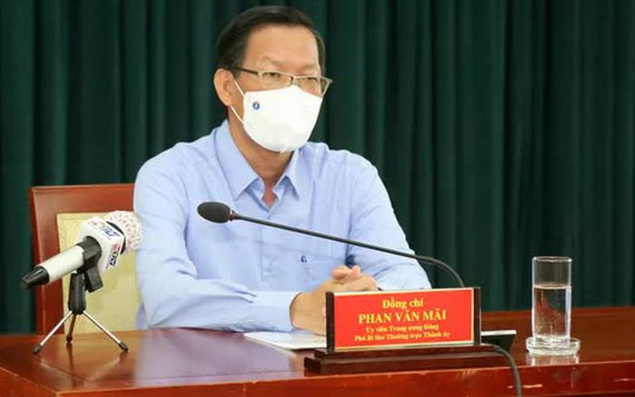 Ông Phan Văn Mãi: TP.HCM có thể tiếp tục thực hiện Chỉ thị 16 trong khoảng thời gian nữa