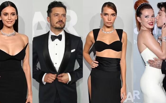 """Gala tiệc hot nhất LHP Cannes: Minh tinh U65 """"chặt"""" đẹp tình cũ Brooklyn và thiên thần Victoria's Secret, Bella Thorne đã loè loẹt còn hở ngộp thở"""