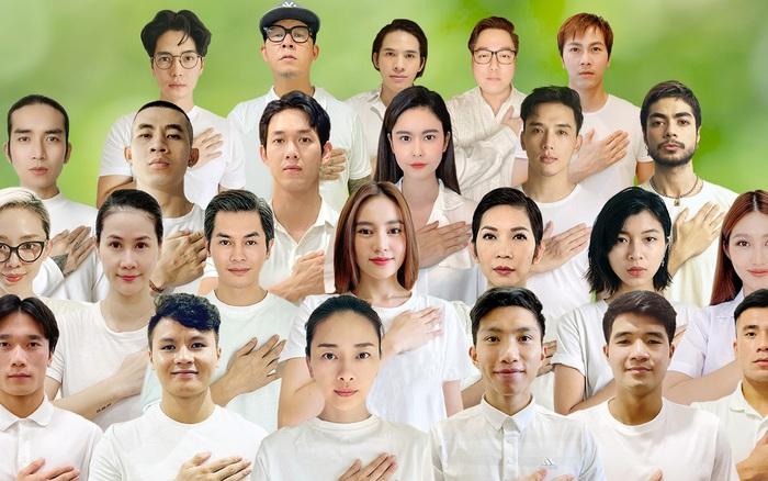 Ngô Thanh Vân - Huy Trần, Lan Ngọc cùng hội nghệ sĩ, cầu thủ khủng kêu gọi ủng hộ quỹ tiếp sức, góp 5 máy thở chống dịch Covid-19