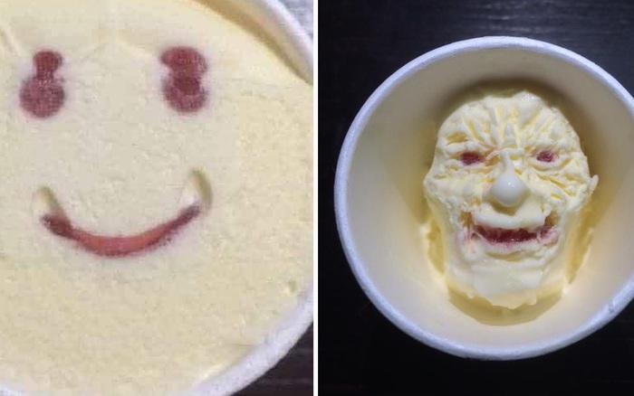 Người Nhật đúng là có sức sáng tạo vô biên: Từ một hộp kem mặt cười thôi cũng có thể