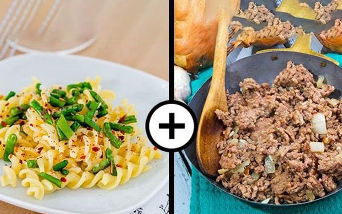 Điểm mặt 7 cặp thực phẩm quen thuộc trong bếp mà bạn không nên kết hợp chúng với nhau kẻo gây khó chịu cho cơ thể