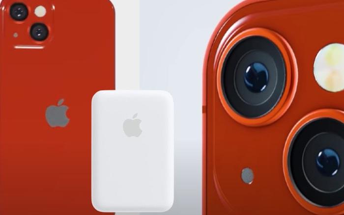 Hé lộ hình ảnh iPhone 13 màu