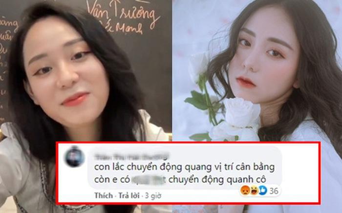 Phản cảm đỉnh điểm: Nhiều bình luận gợi dục 18+ tràn lan trên trang cá nhân của cô giáo Minh Thu, chính chủ lên tiếng thế nào?