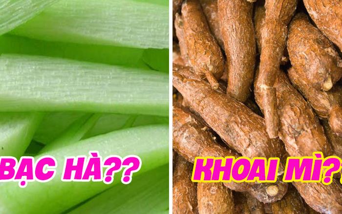 Việt Nam có những loại rau củ mỗi vùng miền gọi một kiểu, xem một hồi lú luôn!