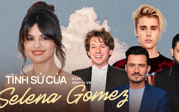 Selena Gomez và 9 bạn trai quá hot: Justin nhập nhằng bị Charlie Puth