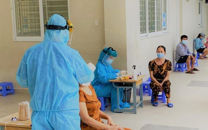 Toàn bộ 689 cán bộ và học viên tại Cơ sở cai nghiện Bố Lá dương tính với SARS-CoV-2