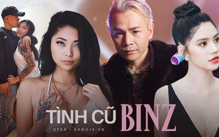 Trước Châu Bùi, Binz từng hẹn hò 2 mỹ nhân bốc lửa: Hot girl Việt kiều Cassie quá sexy, Hoa hậu con nhà giàu lột xác hẳn ở Úc