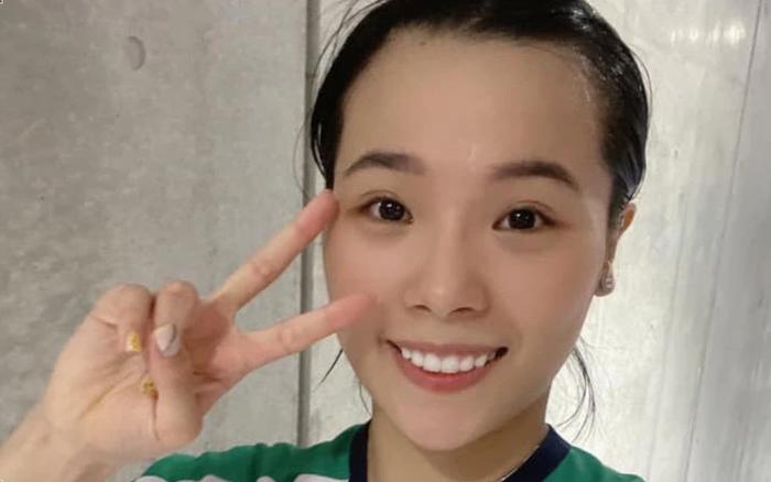 Hot girl cầu lông chia sẻ bí kíp đánh bại tay vợt Pháp gốc Trung Quốc tại Olympic Tokyo 2020