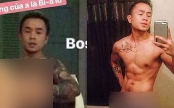 Netizen khui lại ảnh nhạy cảm được cho là của Binz với một cô gái lạ mặt giữa ồn ào