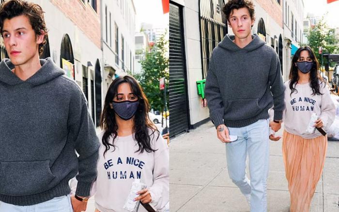 Tranh cãi Shawn và Camila dạo phố: Chàng cực soái, nàng mặc cái gì mà dìm dáng lùn tịt, luộm thuộm như đi chợ thế này? - x��� s��� vietlott