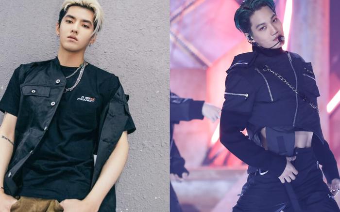 """Fan Ngô Diệc Phàm """"trộm"""" phần nhạy cảm của Kai (EXO) để chứng minh idol không """"bé như cây tăm"""", netizen chỉ trích gay gắt"""