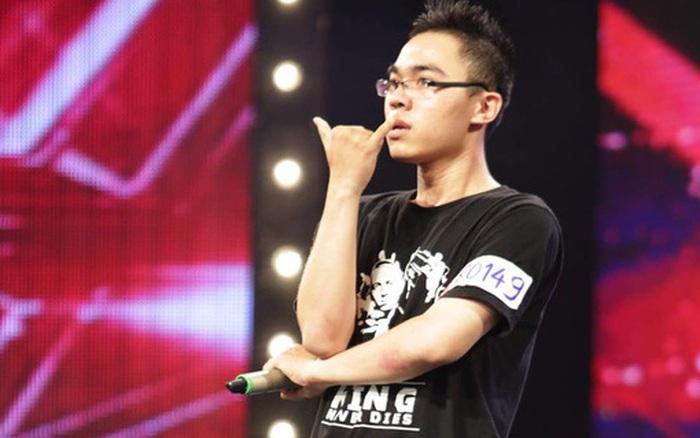 Tìm đâu xa, có một anh chàng từng gây sốt trên truyền hình vì khẳng định khả năng viết rap số 1 Việt Nam!
