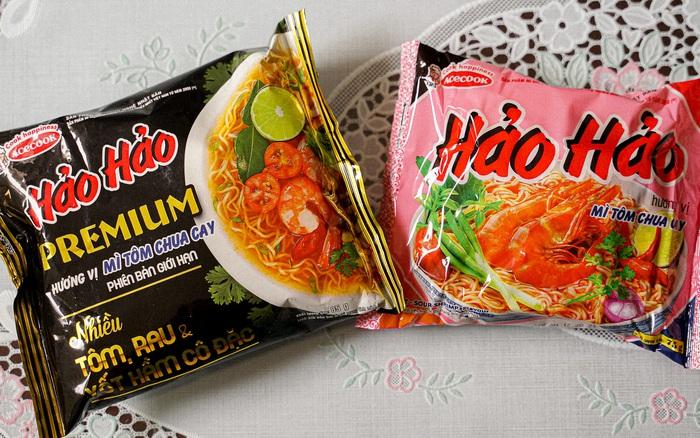 Ăn thử mì Hảo Hảo Premium Tôm Chua Cay: Hàng hiếm đợi 1 tuần mới ship đến nơi có xứng đáng chờ đợi?