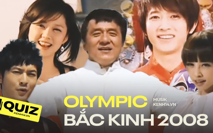 MV chủ đề Olympic Bắc Kinh 2008 xứng đáng đi vào