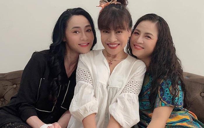 3 bà mẹ hot nhất Hương Vị Tình Thân chung khung hình: Nhìn cô Bích giúp việc trẻ trung,