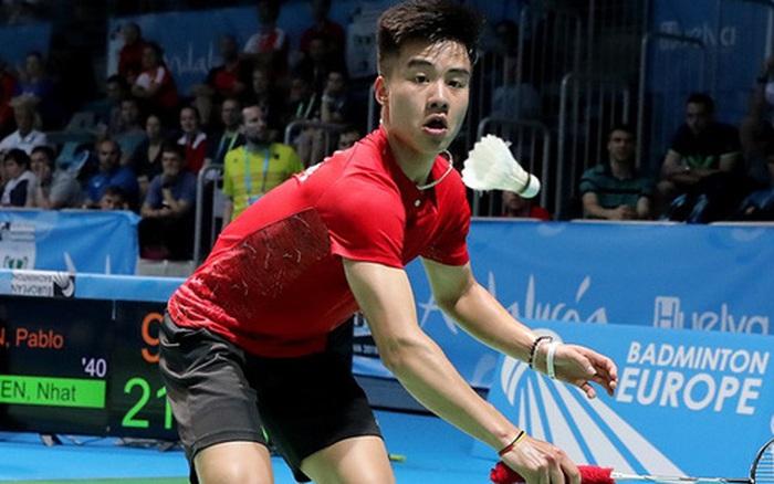 VĐV cầu lông gốc Việt kém Tiến Minh 17 tuổi có chiến thắng đầu tiên tại Olympic Tokyo 2020