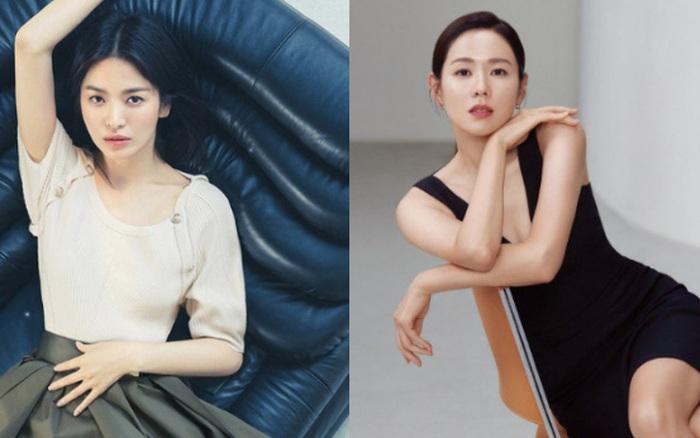 Tình cũ và tình mới Hyun Bin đọ sắc cực gắt: Nhan sắc
