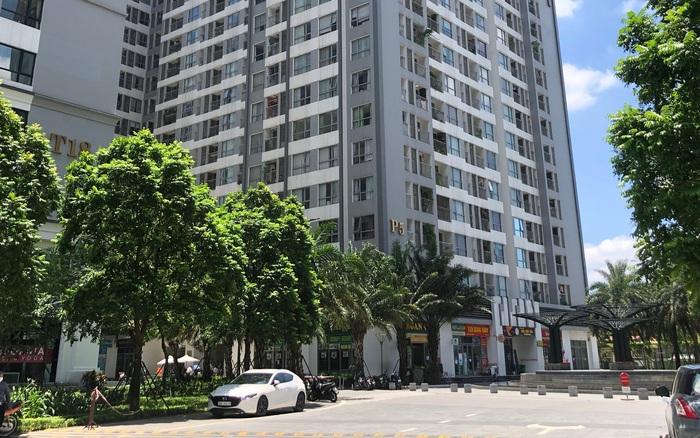 Hà Nội: Phong tỏa tạm thời toà Park 5, Khu đô thị Times City sau 2 ca nghi mắc Covid-19