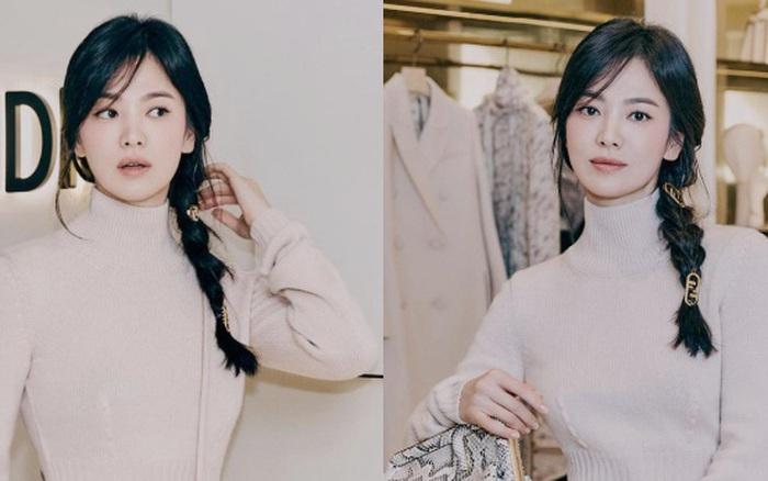 Song Hye Kyo đích thân
