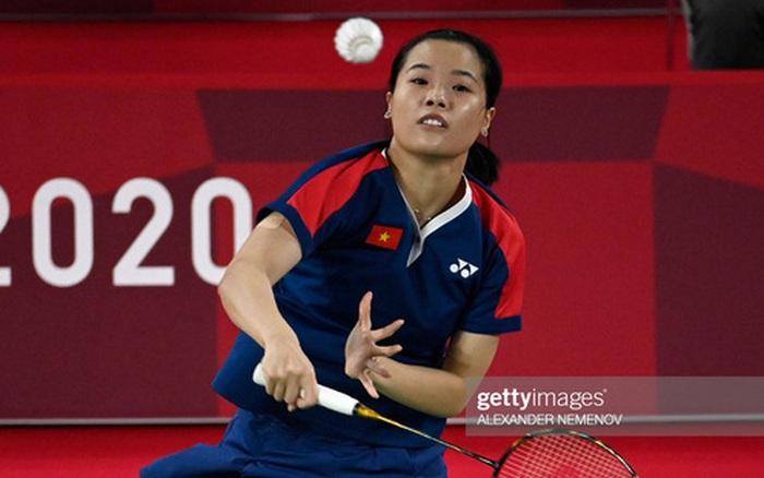 Olympic Tokyo 2020: Nguyễn Thùy Linh xuất sắc đánh bại tay vợt hơn 3 bậc trên BXH thế giới