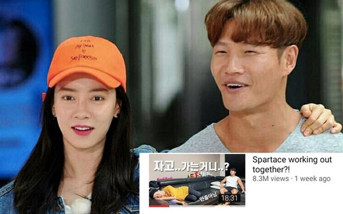 Jong Kook bất ngờ dùng từ SpartAce trong vlog cùng Ji Hyo, định tự