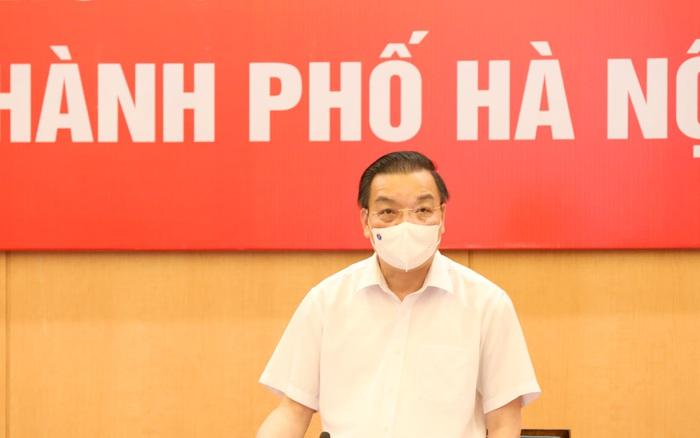 Chủ tich Hà Nội: Địa bàn nguy cơ cao được áp dụng biện pháp mạnh hơn Chỉ thị 16