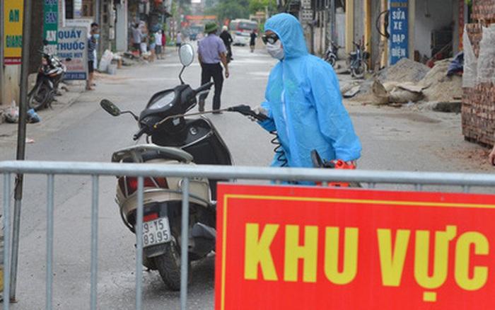 Tối 29/7, Hà Nội ghi nhận thêm 7 ca dương tính SARS-CoV-2, nâng tổng số ca trong ngày lên 46