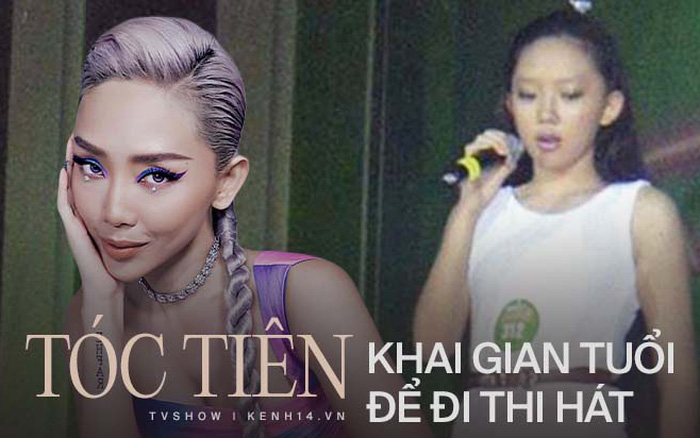Có thể bạn chưa biết: Tóc Tiên từng phải khai gian tuổi để đi thi hát, ai ngờ thắng luôn!