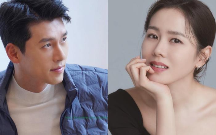 Vừa lộ ảnh hẹn hò, Hyun Bin - Son Ye Jin lại tung hình cùng ngày: Cực phẩm thế này bao giờ mới cưới để có bé con đẹp như mơ?