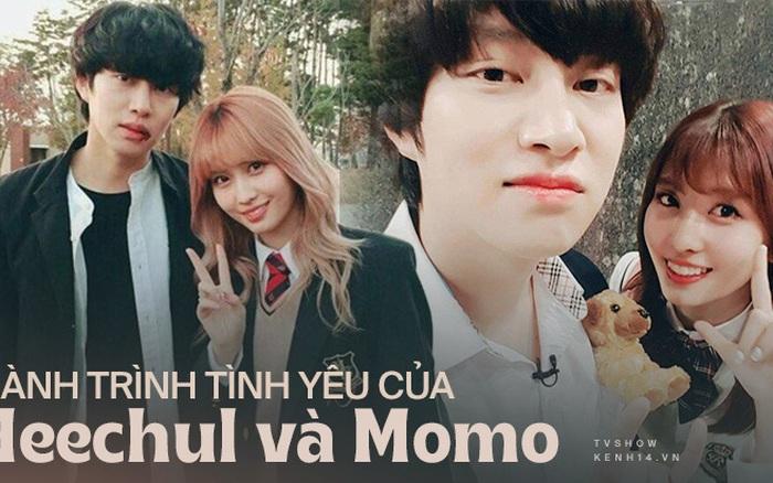 Heechul - Momo & hành trình yêu 1 năm 6 tháng: Tình bể bình trên show, khiến fan TWICE tức giận nhiều lần