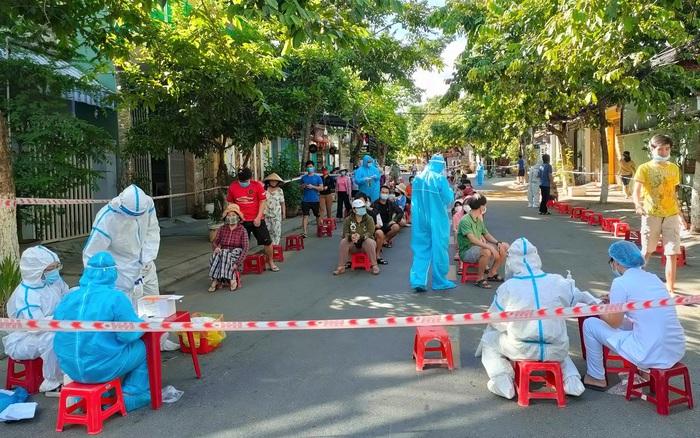 Đà Nẵng thêm 76 ca Covid-19 mới, quận Sơn Trà đang là
