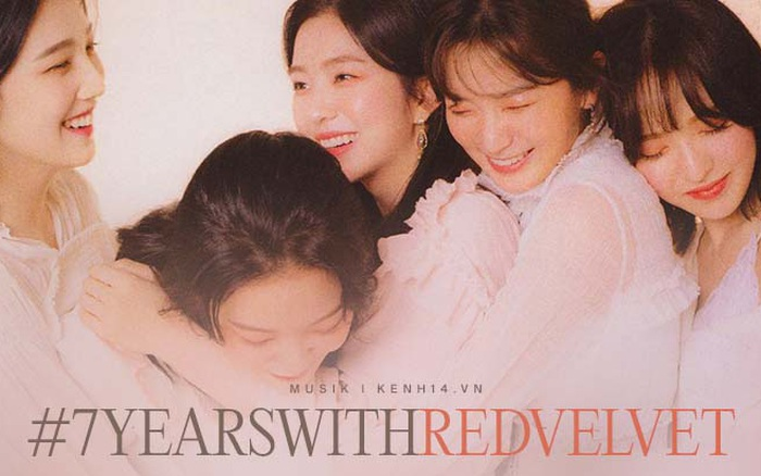 Red Velvet bảo toàn đội hình vượt qua số 7