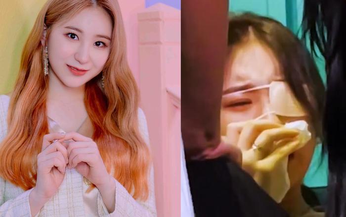 Chaeyeon (IZ*ONE) bật khóc vì bị coi thường khi tham gia show mới của Mnet?