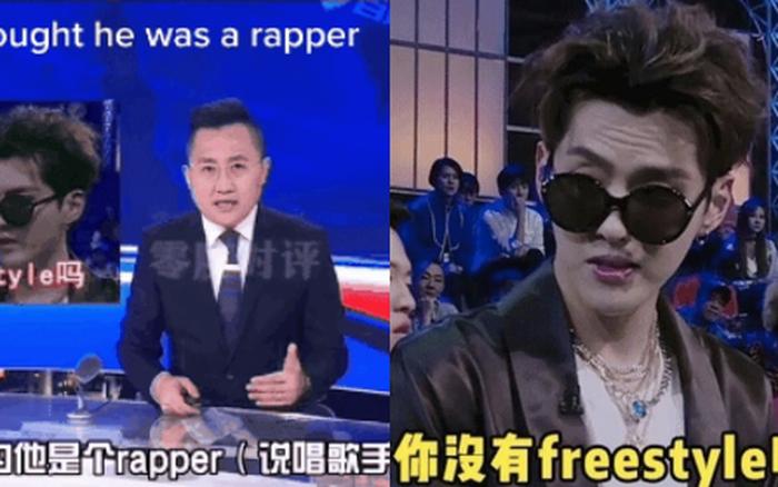 Truyền thông Trung Quốc mỉa mai Ngô Diệc Phàm bằng lối chơi chữ sâu cay tới mức thế nào trên bản tin thời sự?