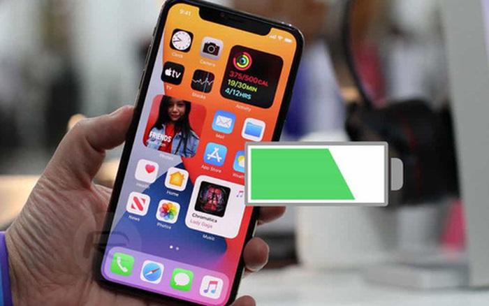 4 mẹo giúp tiết kiệm pin trên iPhone có thể bạn chưa biết