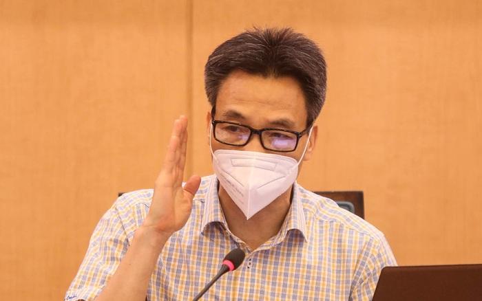 Phó Thủ tướng Vũ Đức Đam: Hà Nội phải sẵn sàng mọi tình huống, không để bị động, bất ngờ