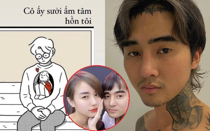Giữa tin đồn rạn nứt với Cindy Lư, Đạt G có động thái nhắn nhủ ai đó cực tình cảm: