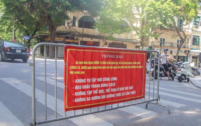 Chuyên gia đề xuất Hà Nội tiếp tục giãn cách 1 - 2 tuần để sàng lọc F0 ở cộng đồng - gi�� v��ng h��m nay