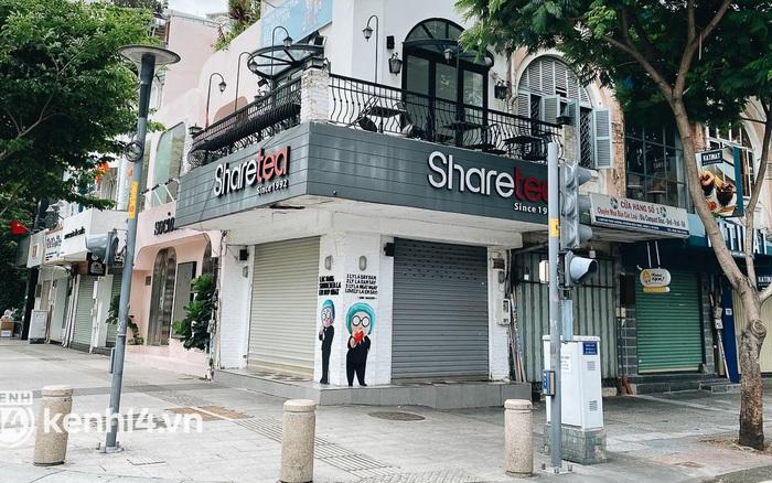 Ảnh: Nhiều quán cafe nổi tiếng, cơm tấm Sài Gòn vẫn trong tình trạng