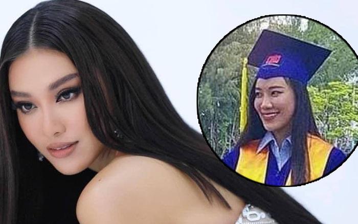 Á hậu Kim Duyên chính thức lên tiếng trước nghi vấn giả tốt nghiệp, bảng điểm bết bát, nợ 43 tín chỉ